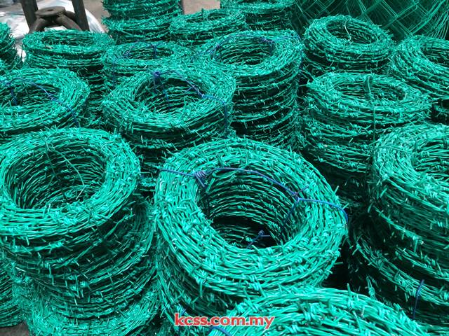 Barbed Wire – KCSS Wiremesh