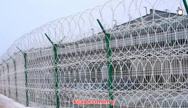 Concertina Barbed Tape Kcss Wiremesh